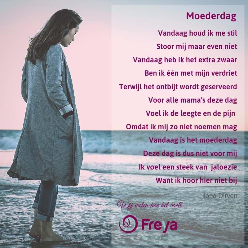 Gedicht Moederdag Freya